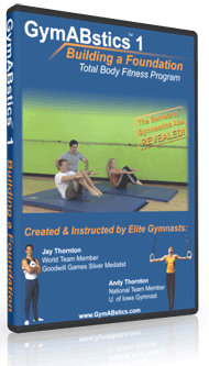 GymABstics Fitness Program - DVD 1