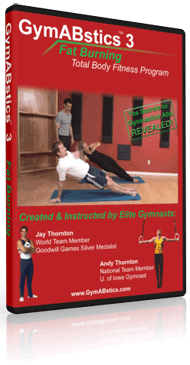 GymABstics Fitness Program - DVD 3