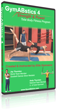 GymABstics Fitness Program - DVD 4