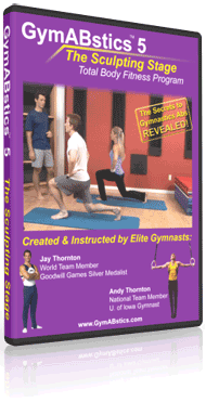 GymABstics Fitness Program - DVD 5 Workout